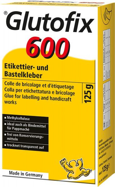 Glutofix 600 Ettiketier- und Bastelkleber