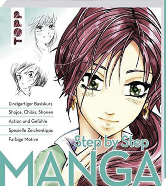 Manga Step by Step