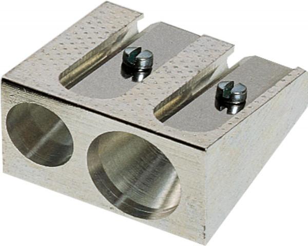 Clark Metallspitzer doppelt