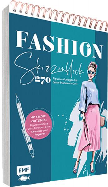 Fashion Skizzenblock