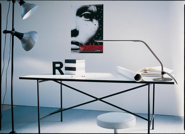 Adam Wieland E2 Ateliertisch-Set