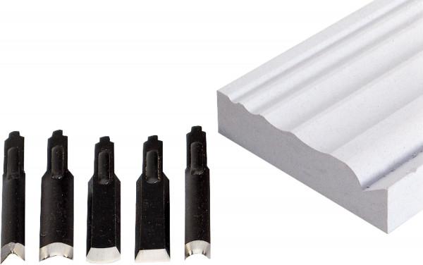 Proxxon Ersatz-Schnitzmessereinsätze für MSG