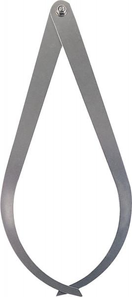 Boesnertest Bauchzirkel aus Stahl
