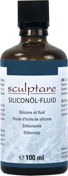 Sculptare Silikonöl-Fluid