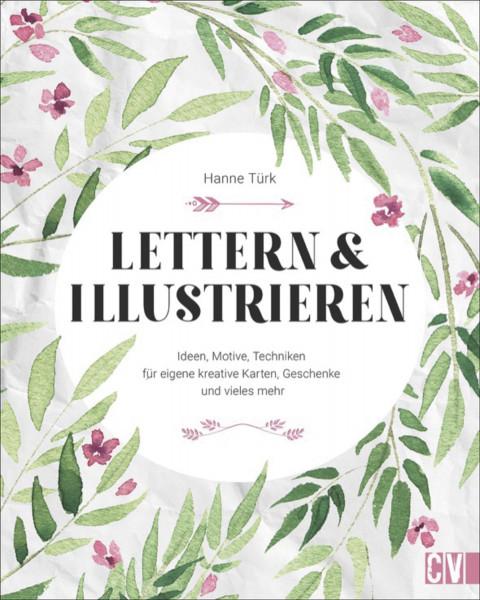 Lettern und Illustrieren