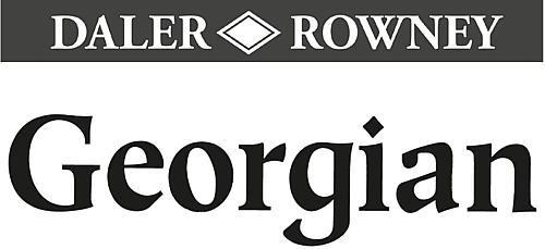 Daler-Rowney – Georgian