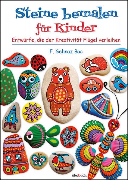 Ökobuch Verlag Steine bemalen für Kinder