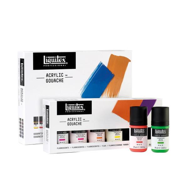Liquitex Acrylic Gouache-Set
