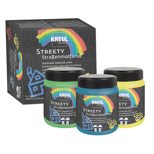 Kreul Streety Strassenmalfarbe