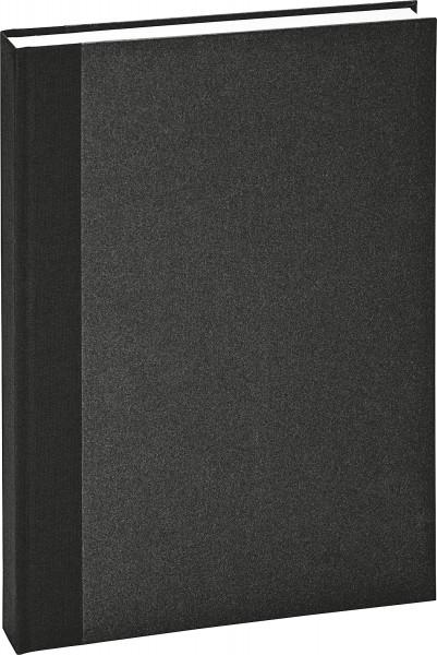 boesner Zeichenbuch mit schwarzem Einband