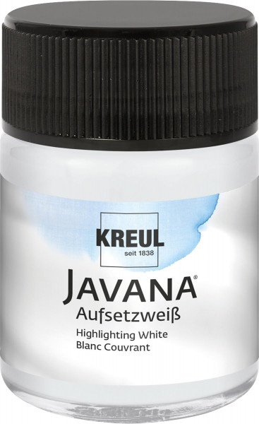 Javana Aufsetzweiss