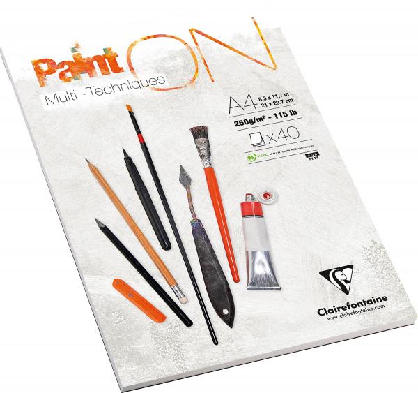 Clairefontaine Paint On Multitechnik-Papier