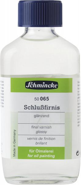 Schmincke Schlussfirnis