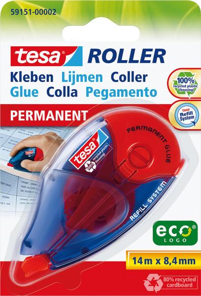 Tesa® Tesa-Roller permanent