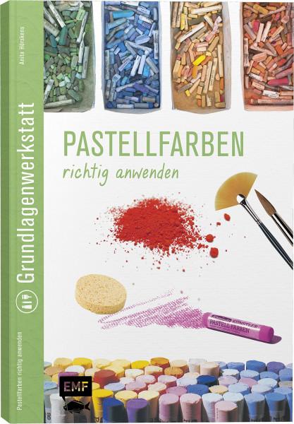 Pastellfarben richtig anwenden (Hörskens, Anita) | Edition Michael Fischer