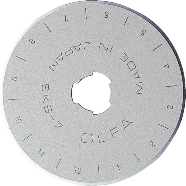 RB 45-1 Klinge, 1 Stück | Olfa RTY-2G Rundschneider