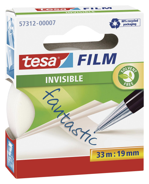 Tesa® Tesafilm invisible Ersatzrolle