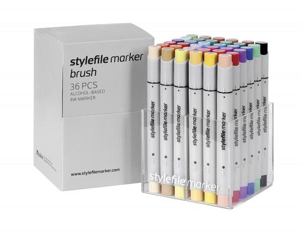 Stylefile Marker Brush-Set