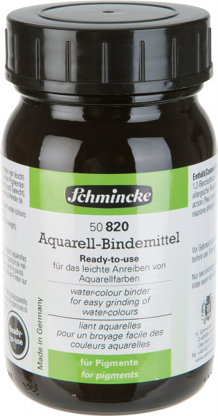 Schmincke Aquarell-Bindemittel, Ready-to-use