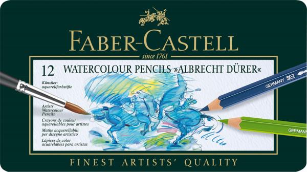Faber-Castell Albrecht Dürer Künstler-Aquarellstift-Set