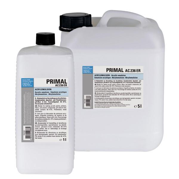 Primal 236 ER Acrylemulsion