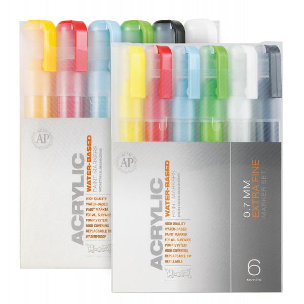 Montana Acrylic Marker Basic-Set