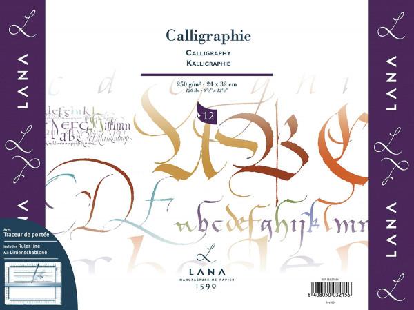 Boesnertest Kalligrafie-Papier