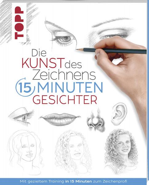 Die Kunst des Zeichnens: 15 Minuten Gesichter | frechverlag