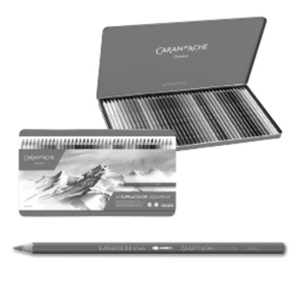 Caran d'Ache Classic Supracolor Soft Künstler-Aquarellstift