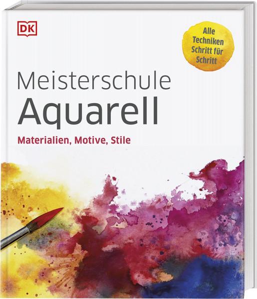 Dorling Kindersley Verlag Meisterschule Aquarell