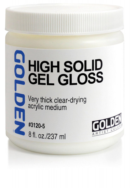 High Solid Gel | Golden Gels & Molding Pastes