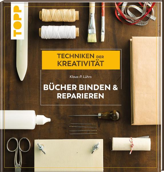 frechverlag Bücher binden und reparieren