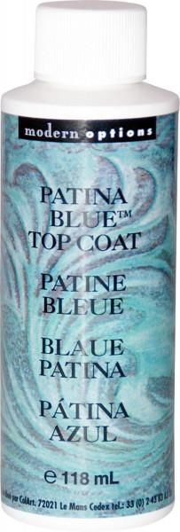 modern options Blaue Patina