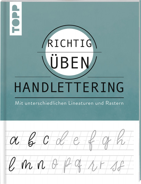frechverlag Richtig Üben Handlettering