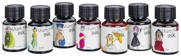 Rohrer & Klingner sketchINK®