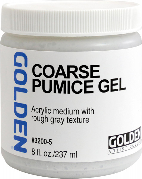 Pumice Gel | Golden Gels & Molding Pastes