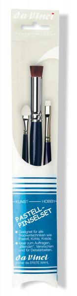 Da Vinci Pastell-Malpinsel Set 4232