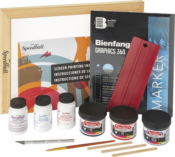 Speedball Introductory Kit