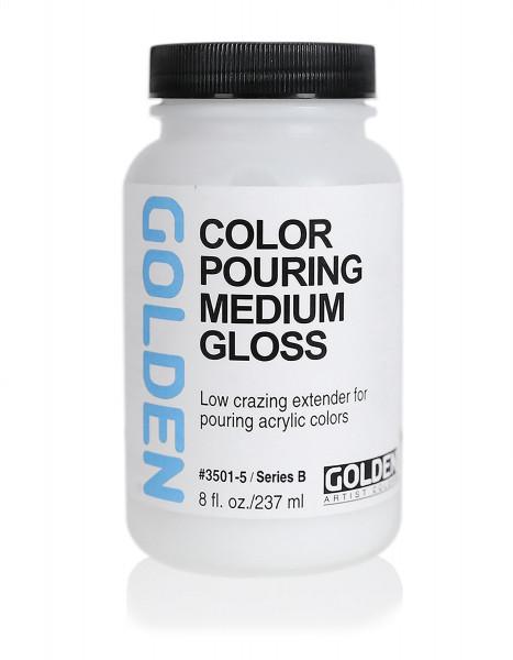 Color Pouring Medium | Golden Mediums & Additives